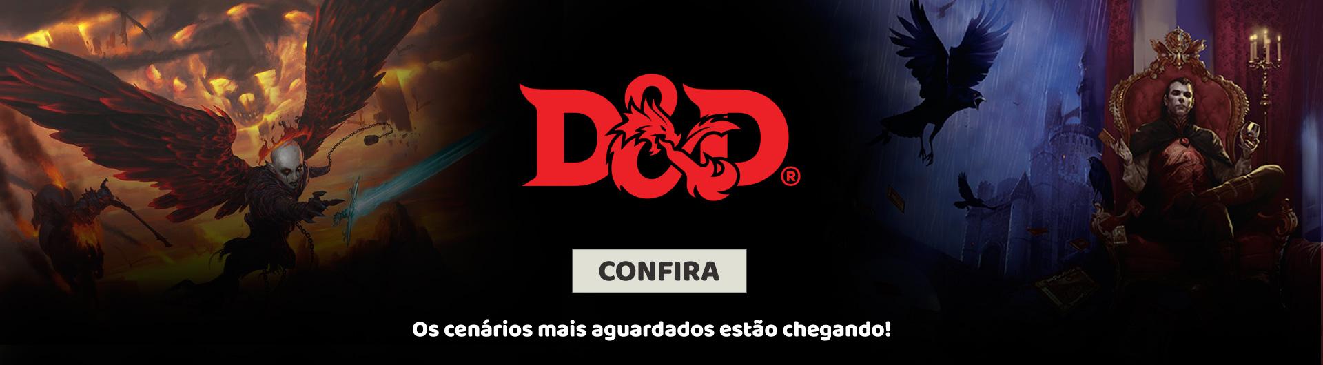 Cenarios DnD