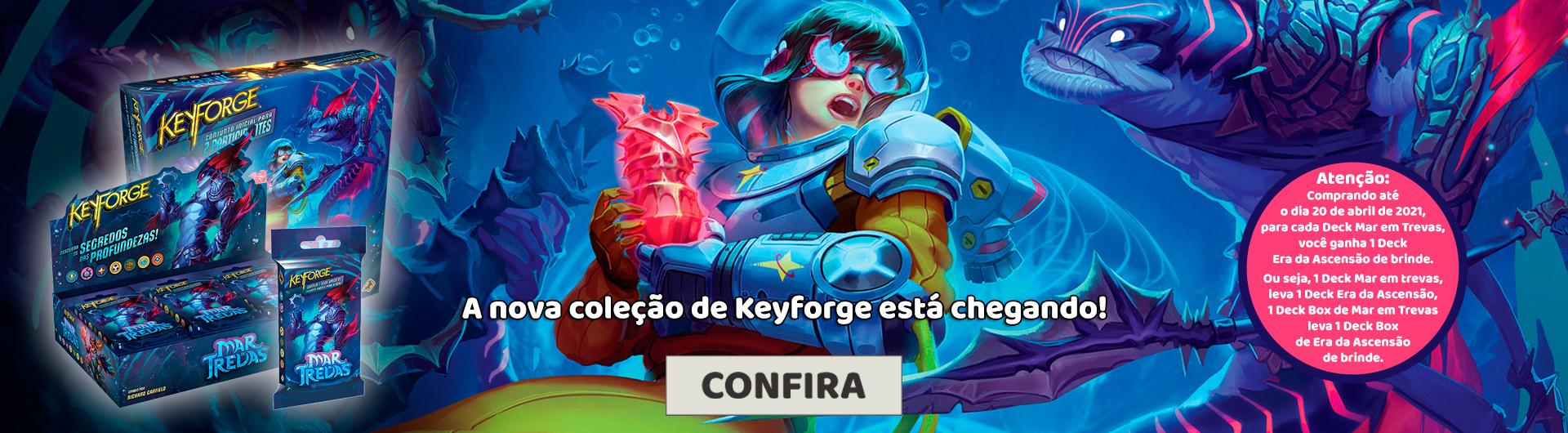 Keyforge: Mar em Trevas