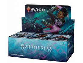 Magic The Gathering: Kaldheim| Draft Booster box | 36 Boosters | Português