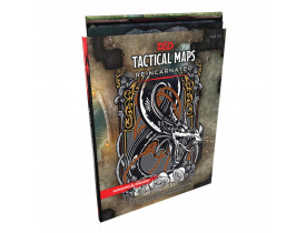 Dungeons & Dragons: Tactical Maps Reincarnated (INGLÊS)