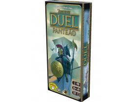 7 Wonders Duel - Panteão