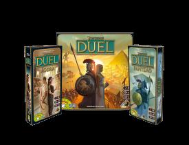 7 Wonders Duel - Combo