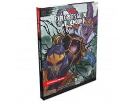 Dungeons & Dragons: Explorer's Guide to Wildemount (INGLÊS)