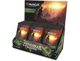 Magic Zendikar Rising Booster Box com 30