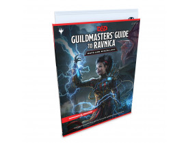 Dungeons & Dragons: Guildmasters' Guide to Ravnica Map Pack (INGLÊS)