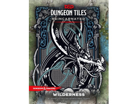 Dungeons & Dragons: Dungeon Tiles Reincarnated - The Wilderness (INGLÊS)