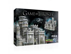 A Game of Thrones - Quebra Cabeça 3D - Winterfell
