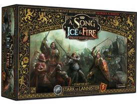 A Song of Ice & Fire - Jogo Base Stark vs Lannister