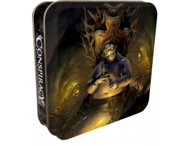 Conspiracy: Abyss Universe - Amarelo