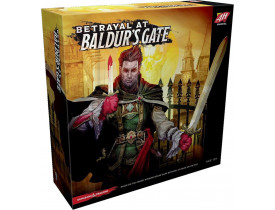 Betrayal at Baldur's Gate [Em Inglês] - Dungeons & Dragons Board Game