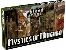 Blood Rage Místicos de Midgard