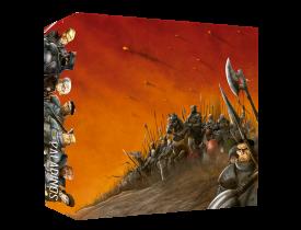 Big Box - Paladinos do Reino Ocidental (caixa de armazenamento)