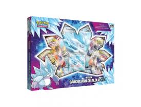 Box Pokémon Sandslash de Alola