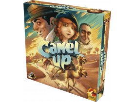 Camel Up! 2º Ed.