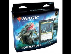 Magic Commander Legends Commander Deck - Reap The Tides (EM INGLÊS)