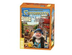 Carcassonne A Abadia E O Alcaide 2º Edição