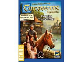 Carcassonne Pousadas e Catedrais 2º Edição