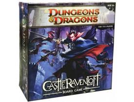 Castle Ravenloft [Em Inglês] - Dungeons & Dragons Board Game