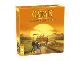 Catan: Expansão - Cidades e Cavaleiros