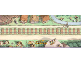 Colt Express Playmat