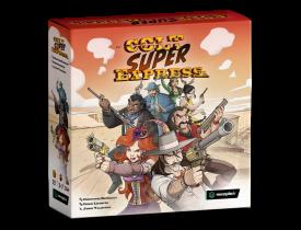Colt Super Express com Sleeves