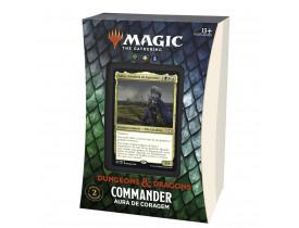 Magic Commander - Aventuras em Forgotten Realms - Aura de Coragem (Portugês)