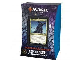 Magic Commander - Aventuras em Forgotten Realms - Masmorras da Morte (Portugês)