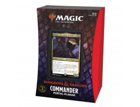 Magic Commander - Aventuras em Forgotten Realms - Portal Planar (Portugês)
