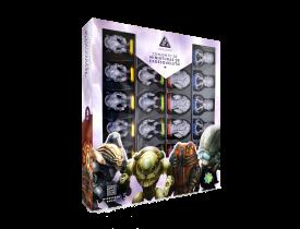 Anachrony: Conjunto de Miniaturas de Exoesqueleto