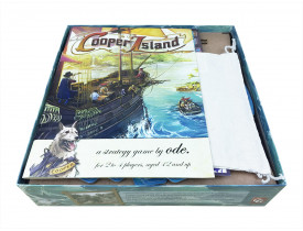 Organizador (Insert) para Cooper Island