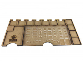 Kit Dashboards para Clans of Caledonia (1ª tiragem)