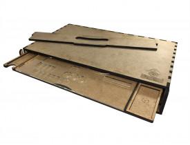 Kit Dashboards para Terra Mystica com Case