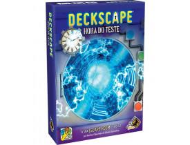 Deckscape Hora do Teste