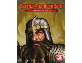 Aventuras para D&D 5ª Ed. #01: A Maldição Áurea
