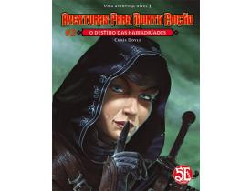Aventuras para D&D 5ª Ed. #02: O Destino das Hamadríades