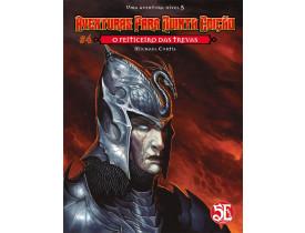 Aventuras para D&D 5ª Ed. #04: O Feiticeiro das Trevas
