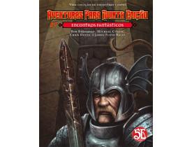 Aventuras para D&D 5ª Ed. #07: Encontros Fantásticos