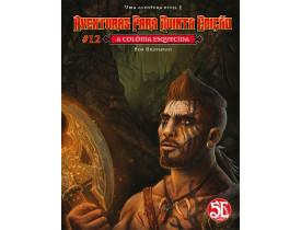 Aventuras para D&D 5ª Ed. #12: A Colônia Perdida
