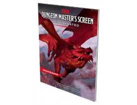 Dungeons & Dragons - Dungeon Masters Screen - Escudo do Mestre
