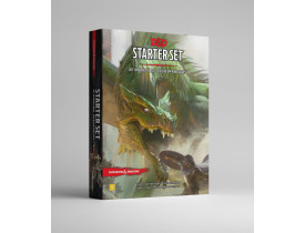 Dungeons & Dragons - Starter Set: Kit Introdutório