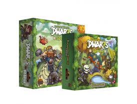 Dwar7s Spring - combo jogo base + expansão