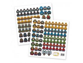 Dwar7s Meeple Stickers