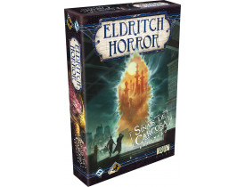 Eldritch Horror Sinais de Carcosa + Sleeves