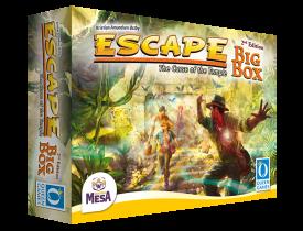 Escape - A Maldição do Templo - Big Box