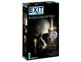 Exit as Catacumbas do Terror