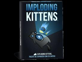 Imploding Kittens (Expansão para Explding Kittens)