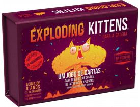 Exploding Kittens Para a Galera