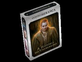Vampiro – Herança – A História do Cavaleiro - Exp. 3