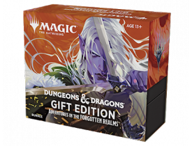 Magic - Gift Bundle de Adventures in the Forgotten Realms - (INGLÊS)