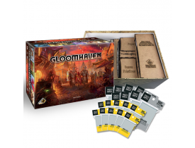 Gloomhaven + Insert +Sleeves